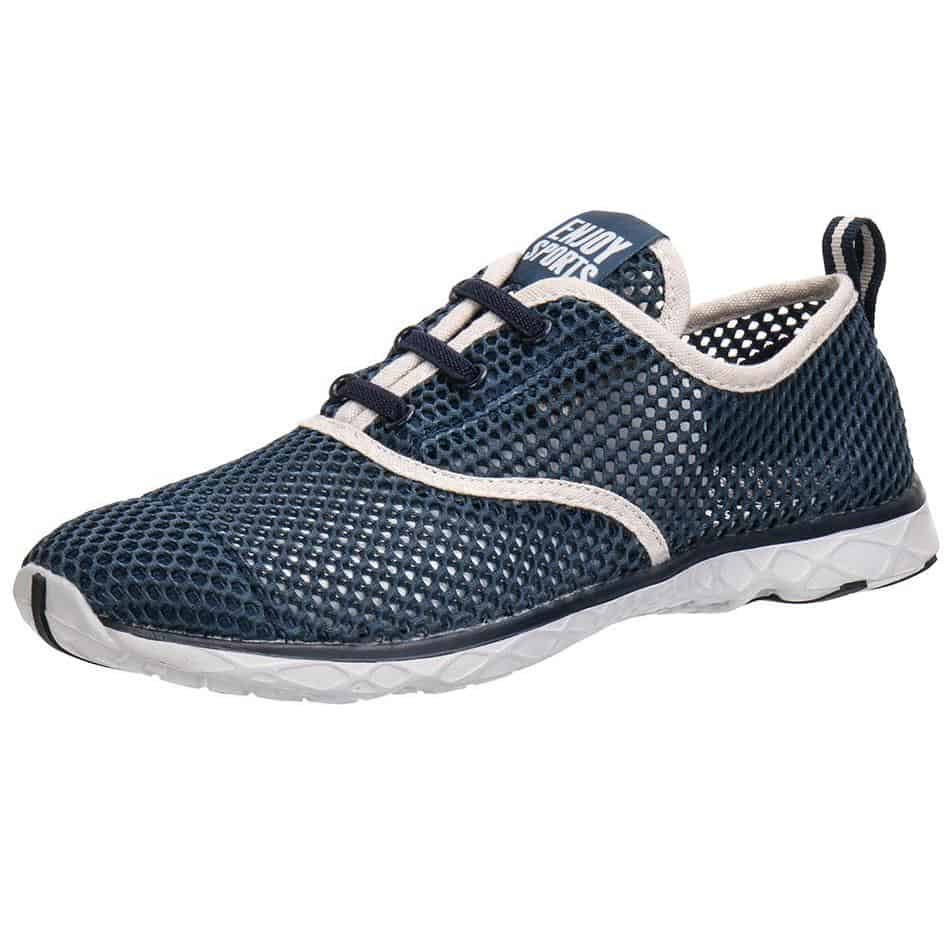 ALEADER Men's Quick Drying - Best Aqua Water Shoes