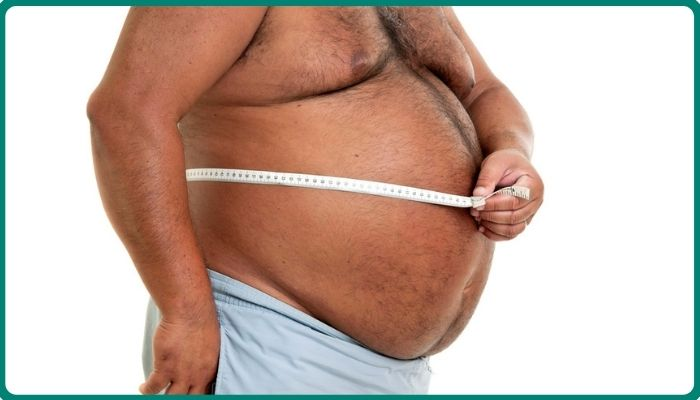 Belly fat exercise for man at home