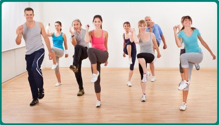 Different Types of Aerobics Training